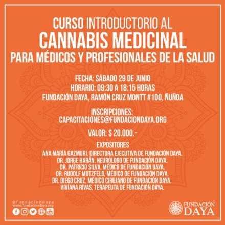 Curso Introductorio al Cannabis Medicinal para Médicos y profesionales de la salud