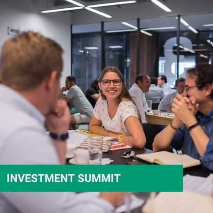 Investment Summit - IE Venture Day