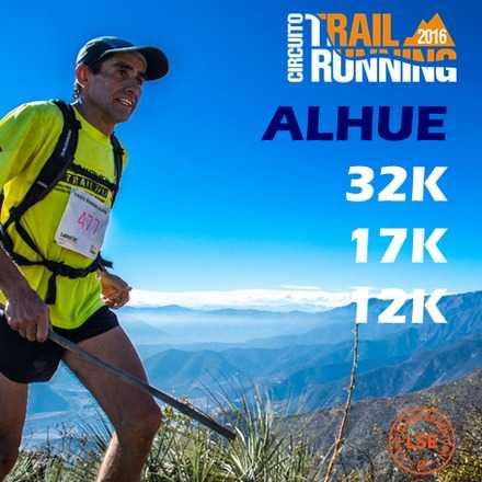 Trail Running Alhue 2016