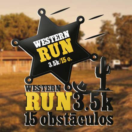 WESTERN RUN [carrera con obstáculos]