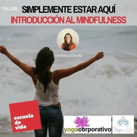 SImplemente Estar Aquí - Introducción al Mindfulness