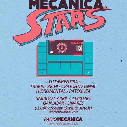 Los Mecánica Stars @ Linares