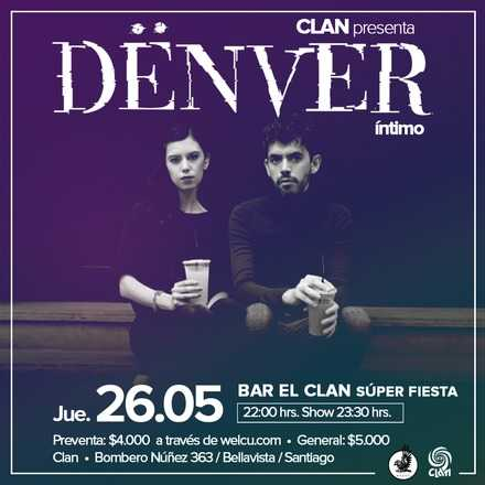 Dënver en El Clan