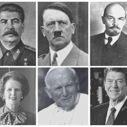 Ciclo: Líderes del Siglo XX