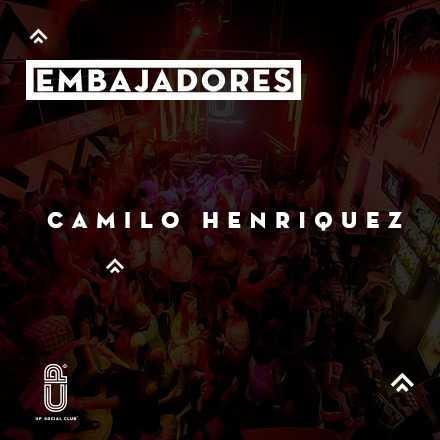 CAMILO HENRIQUEZ - Maldición Gitana Martes 17.01