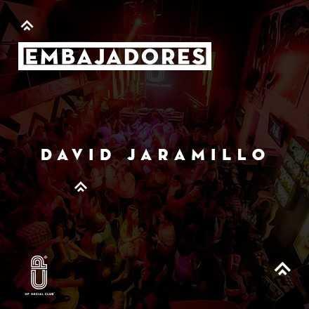 DAVID JARAMILLO - Maldición Gitana Martes 17.01