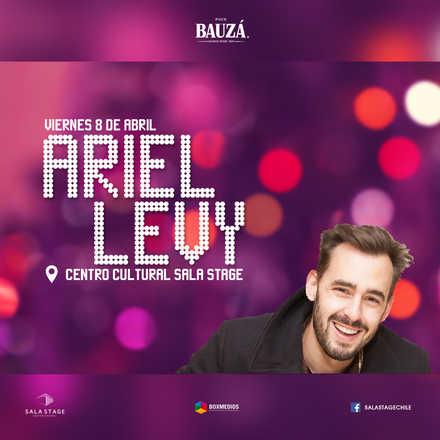 Ariel Levy en Sala Stage