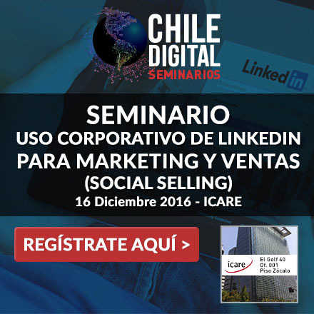 Seminario Linkedin para Marketing y Ventas