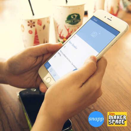 WorkShop Snapp Builder en Stgo Maker - ¿Cómo hacer tu propia App?