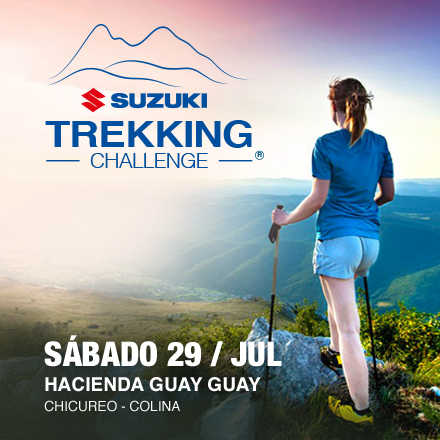 Suzuki Trekking Challenge 1ª Fecha 2017