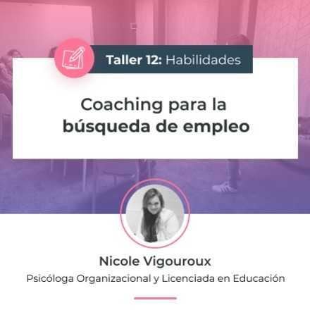 Coaching para la búsqueda de empleo