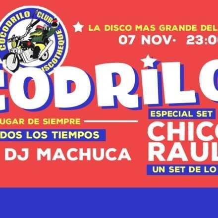 Fiesta Cocodrilo en Sala Stage ➩ 【Ex Coco】