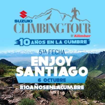 Climbing Tour 5a Fecha 2018. 6 de octubre
