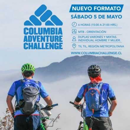 Columbia Adventure Challenge 1° fecha 2018
