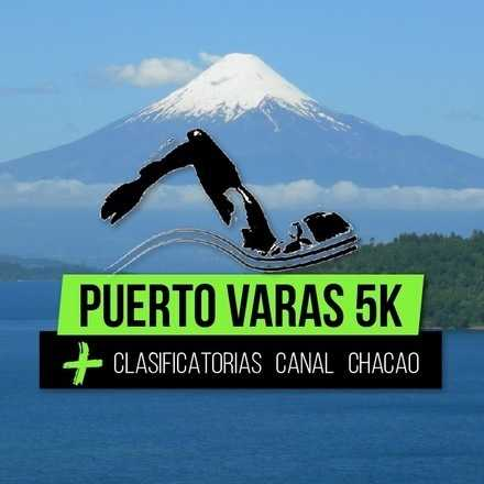 Puerto Varas 5K clasificatorio para Desafio Canal Chacao 2017