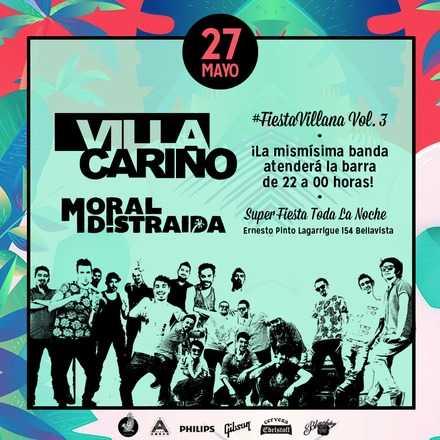 Fiesta Villana #3 en Santiago!