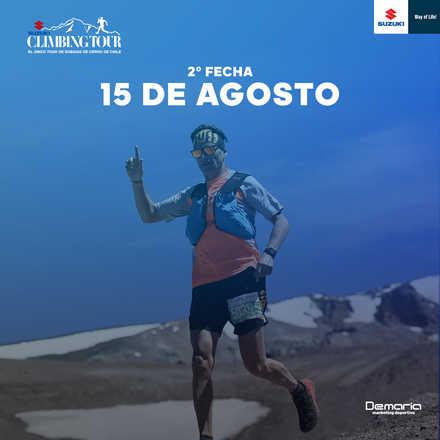 Suzuki Climbing Tour 2nda fecha