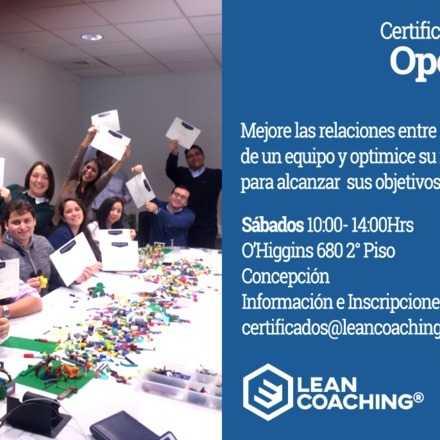 Certificación Open Bricks Equipos