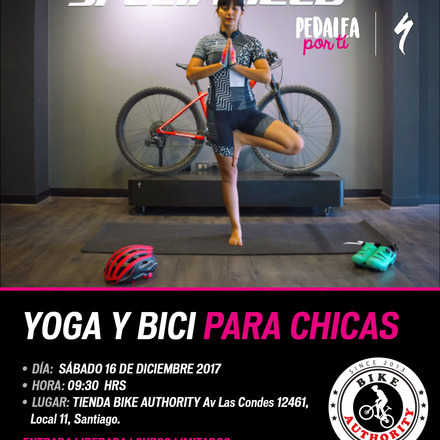 Yoga y Bici, Equilibrio