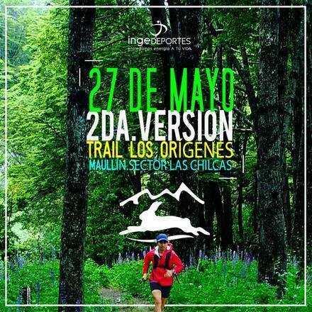 Trail Los origenes Marlene Flores Maullin