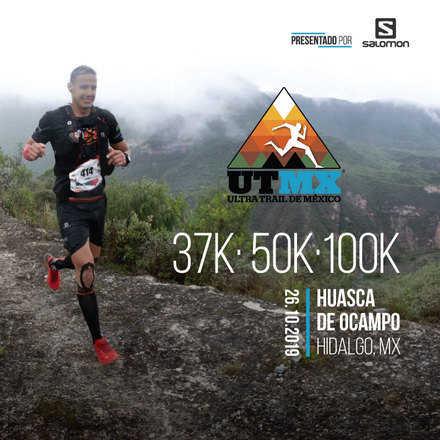 Ultra-Trail® de México 2019