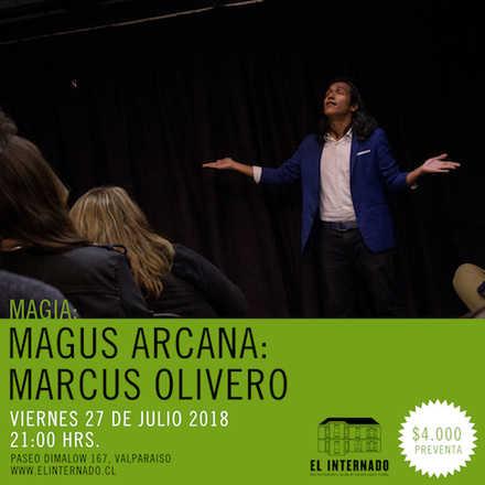 """Magia - """"Magus Arcana"""" - Marcus Olivero"""