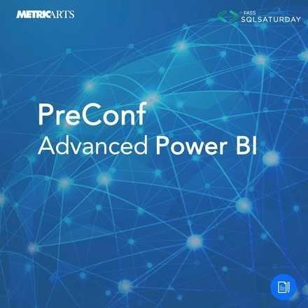 PreConf (Advanced Power BI).
