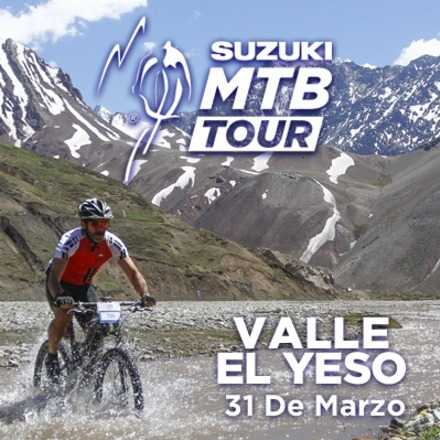 Mountain Bike Tour 1era fecha 2019, Embalse del Yeso