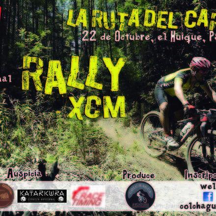 Rally XCM La Ruta Del Carbón