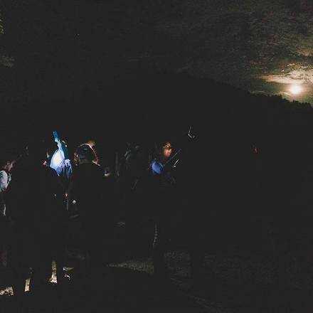 IX versión Trekking Nocturno al Cayumanque, Quillón 2020