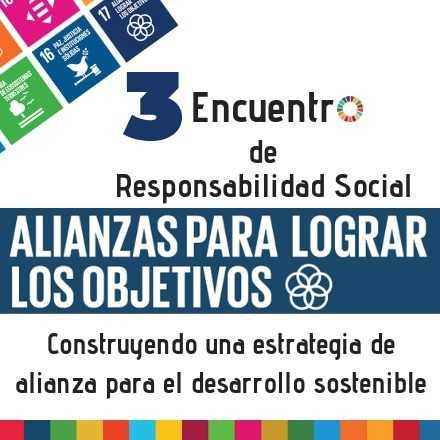 III ENCUENTRO DE RESPONSABILIDAD SOCIAL