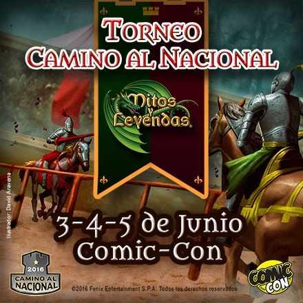 Torneos Camino al Nacional