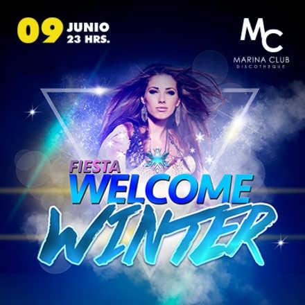 Fiesta Welcome Winter
