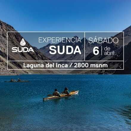 Kayak Laguna del Inca - Experiencia SUDA