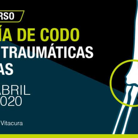 2° CURSO PATOLOGIA DE CODO, LESIONES TRAUMATICAS Y SECUELAS