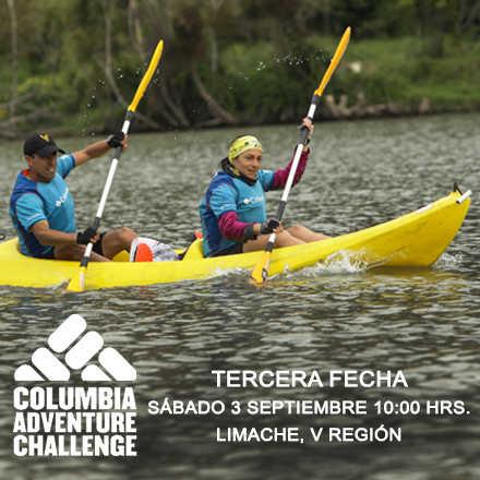 Columbia Adventure Challenge 3º Fecha 2016
