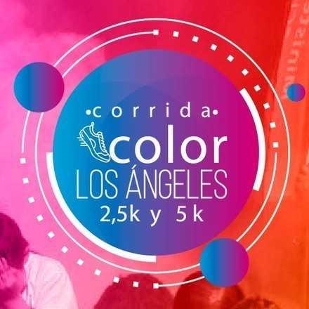 Corrida Color Los Ángeles