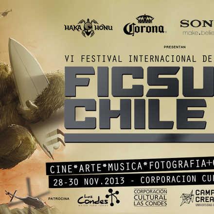 FICSURF 2013 - VI Festival Internacional de Cine de Surf