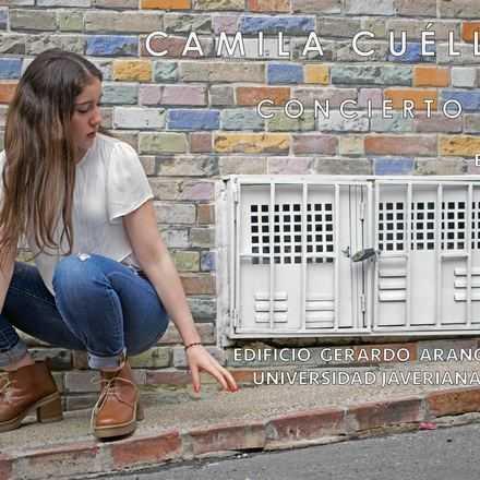 Concierto - Camila Cuéllar B.