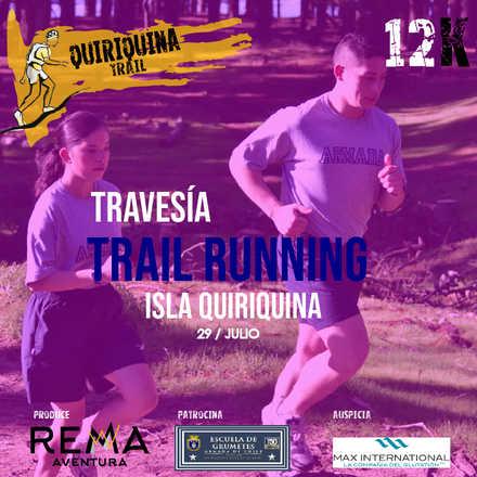 Travesía de Trail Running - Isla Quiriquina