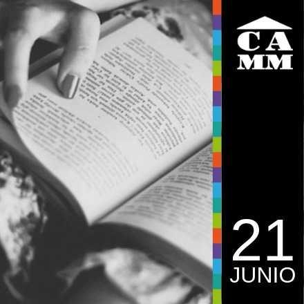 """Encuentro literario """"Mujeres que cuentan"""""""
