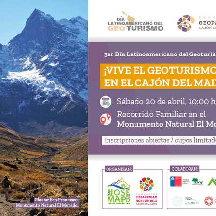 Día LatinoAmericano de GeoTurismo 2019