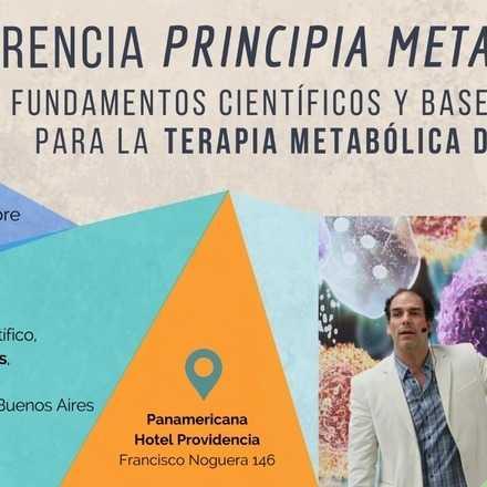 CONFERENCIA PRINCIPIA METABOLICA