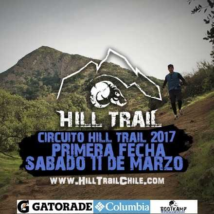 Hill Trail Chile