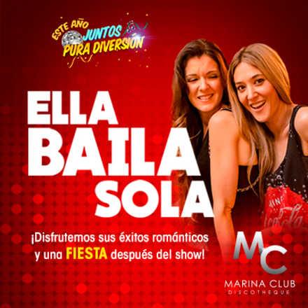 Ella Baila Sola en MC 2016