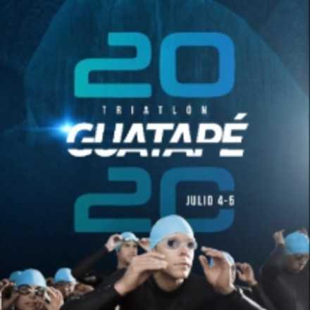 Triatlon Guatape 2020