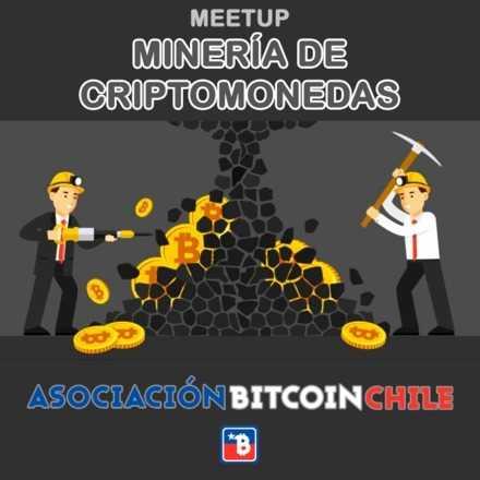 Meetup: Minería de Criptomonedas