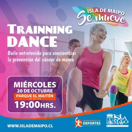Trainning Dance