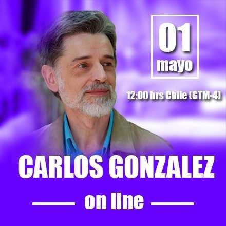 """""""Límites y disciplina en cuarentena"""" con el pediatra español Carlos González"""