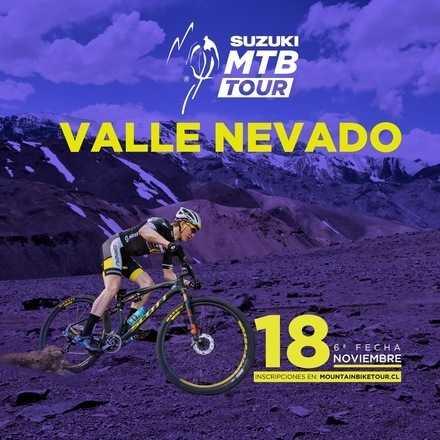 Mountain Bike Tour  6ª Fecha 2018, Noviembre